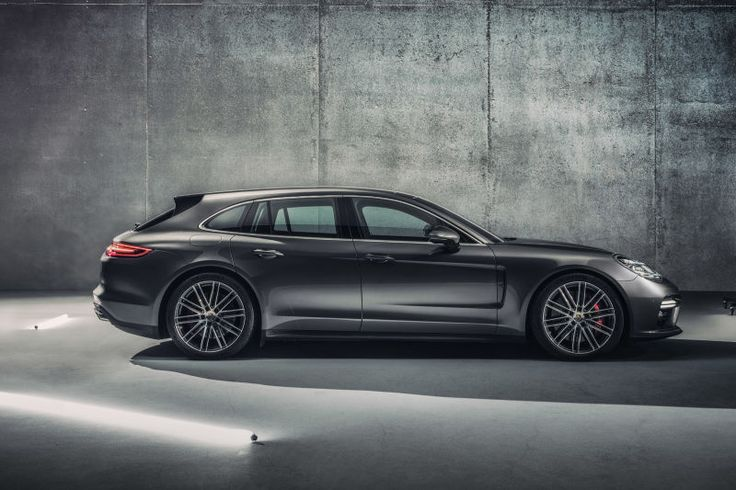 The 2018 Porsche Panamera Sport Turismo Is The Gorgeous Porsche Wagon We've Been Waiting For