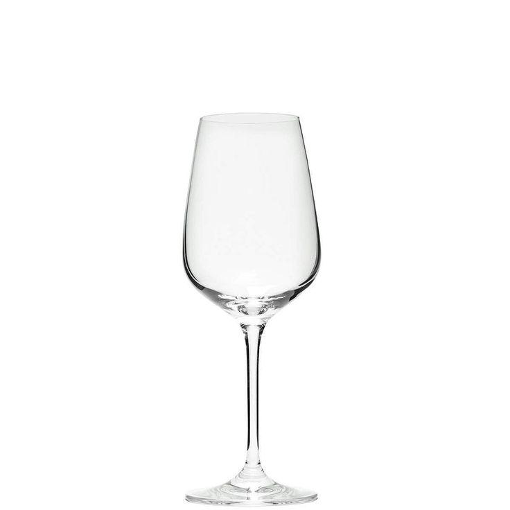 SANTÉ Weißweinglas    Auf Ihr Wohl: Sie stoßen an mit dem edlen Santé-Glas, wahlweise als Champagnerflöte, Weißwein-, Rotwein- und Burgunderglas erhältlich, sowohl einzeln als auch im 6er Set. Die zeitlos elegante Form passt zu jeder Gelegenheit sowie auf jede Tafel - und darf anschließend in die Spülmaschine, damit Sie keine unnötige Arbeit haben. Wenn das nicht noch ein Grund zum Feiern ist.....