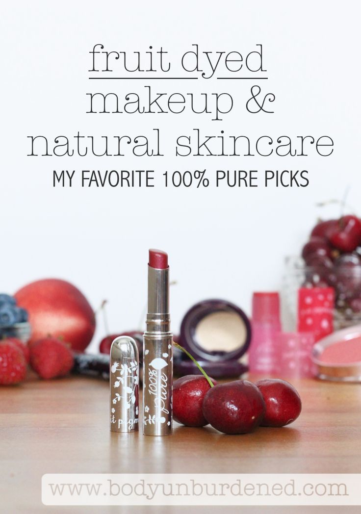 Ready to ditch the unhealthy chemicals and detox your beauty routine? 100% Pure carries some of my favorite natural beauty and skincare products AND at a great price! Here are my recommendations to give you some ideas!