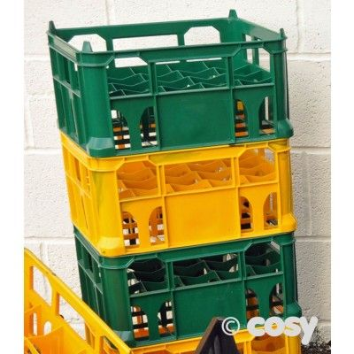 MILK CRATES (6PK) - Loose Parts - Early Years - Cosy Direct
