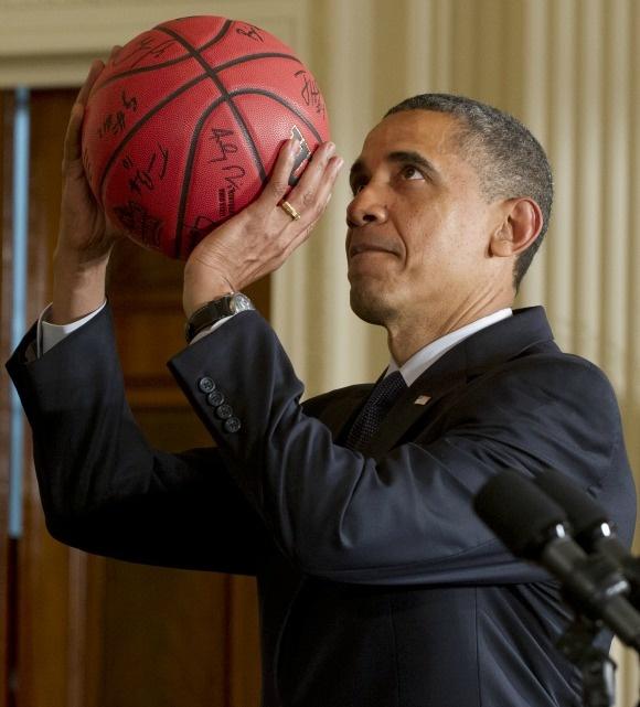 Michael Jordan & Obama for America