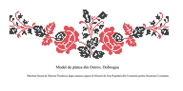 Camasa cu platca Dobrogea