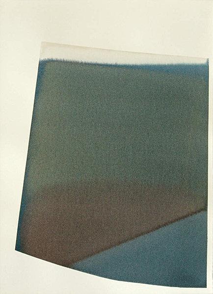 """Claire Chesnier / """"653.1"""", 36 x 26 cm, encre sur papier, 2011."""