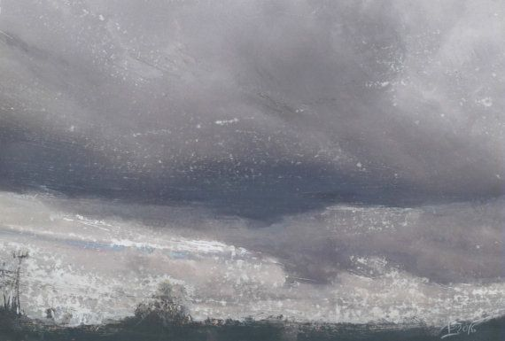 Clouds 30.07.2016 by Abakua on Etsy