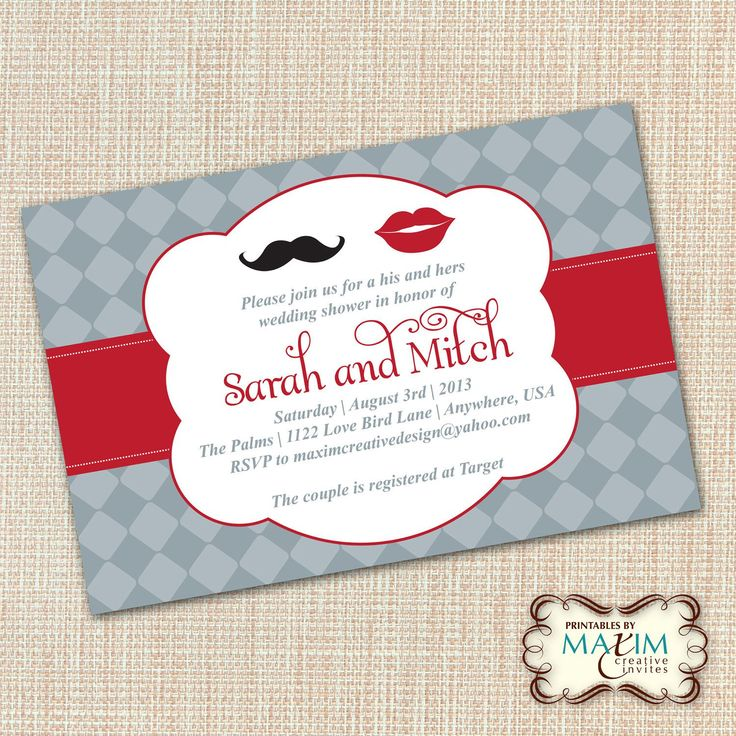 54 best engagement invitations images on Pinterest Engagement - free engagement invitations