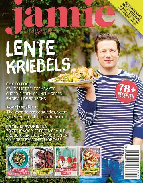 Jamie magazine #31 heeft als thema Lentekriebels en staat vol met paasgerechten, rijstrecepten, een interview van Jonathan Karpathios, een Zurich cityguide, een voorproefje uit Rachel Khoo's nieuwe kookboek en nog veel meer!