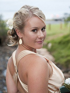Hair and Makeup by beautybycorinne, via Flickr  www.beautybycorinne.com.au  #wedding  #makeup