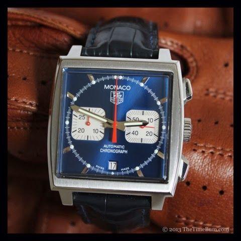 The Time Bum: TAG Heuer Monaco