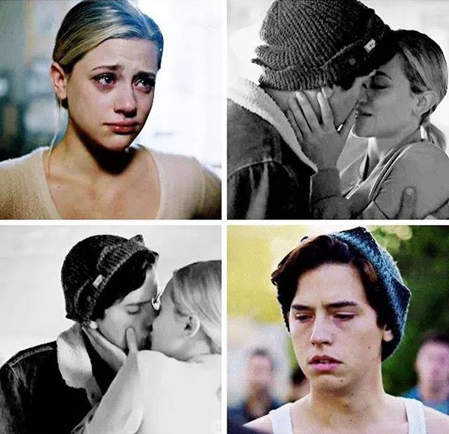 They broke up in Season 2 and  I am really mad. I still have hope for BUGHEAD!!