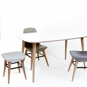 Pebble stool 2