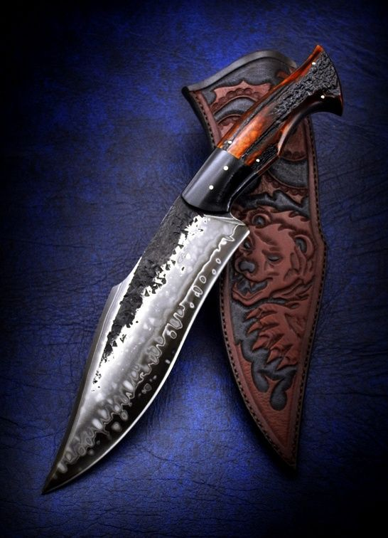 Black Bear | CAS Knives - cuchillos artesanales