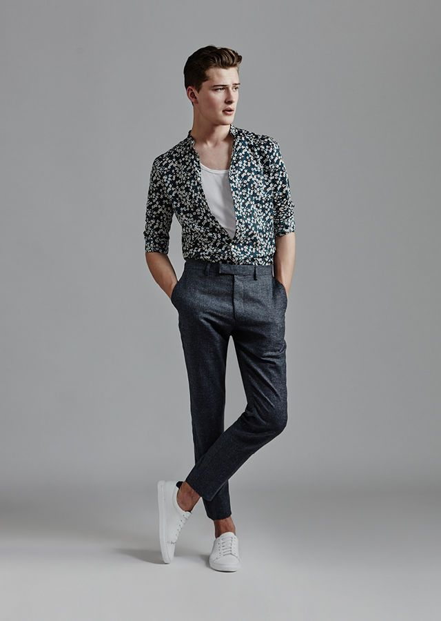 The SS17 Trend Report   Menswear - Reiss Editorial