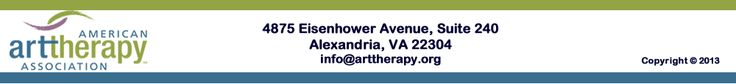 The American Art Therapy Association connects you to the important work of art therapists around the world who use the creative process to help people of all ages improve their health and emotional well-being. The Association represents more than 5,000 members around the world and in 36 Chapters.
