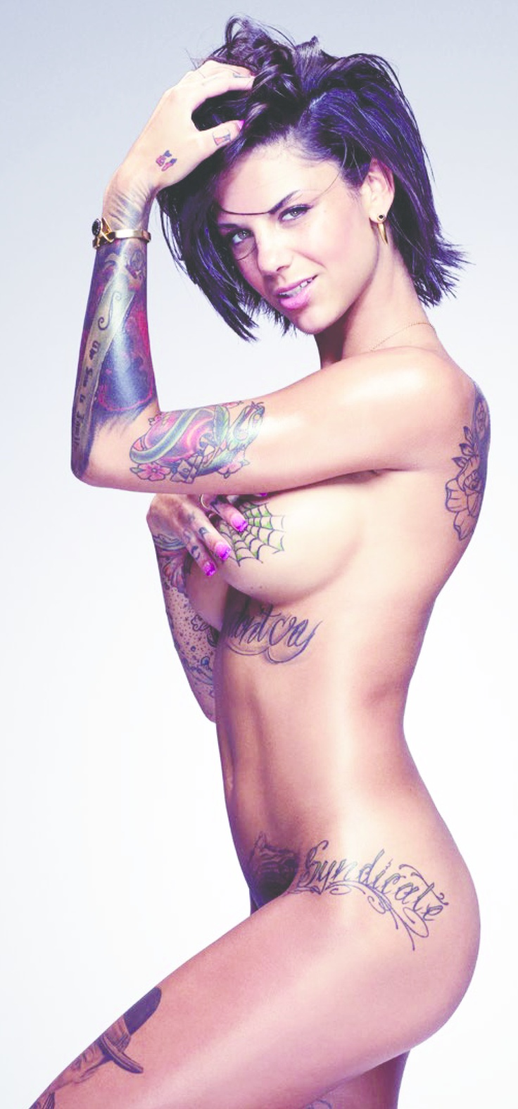 girls with tattoos porn