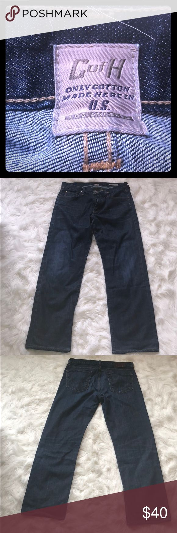 Citizens of Humanity Men's Evans Jeans 34Wx32L My weight loss is your gain Citizens Of Humanity Jeans Straight