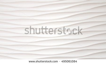 white curve background