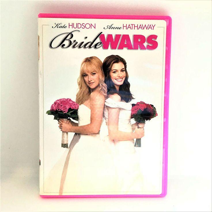 Anne Hathaway Bride Wars: Bride Wars DVD Kate Hudson Anne Hathaway #20thCenturyFox