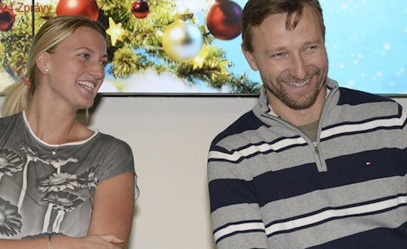 Kouč Vaněk: Brzký návrat Kvitové? Ladíme formu na Wimbledon