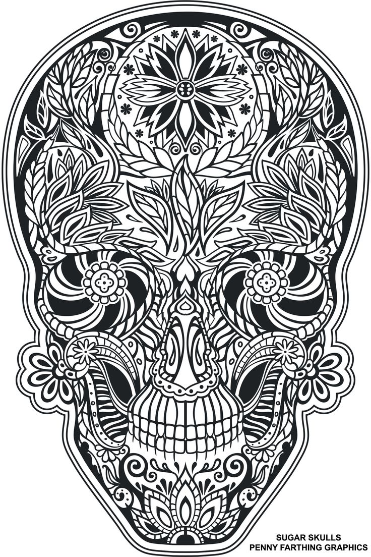 80 best images about sugar skulls on pinterest coloring tattoo sugar skulls and trafford