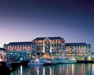 Cape Town waterfront hotel