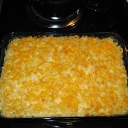 ... MACARONI & CHEESE, FOUR CHEESE MACARONI & KICKED UP MAC & CHE...