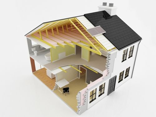 Comparing spray foam insulation to traditional cellulose insulation [Infographic] | Icynene