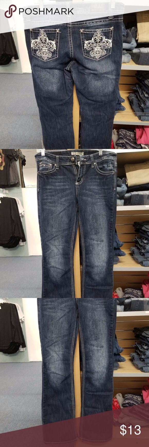 ZCO JEANS like new bootcut ZCO Jeans
