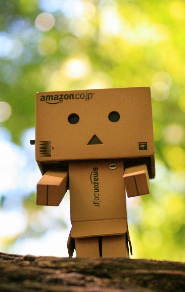 Amazon Box Amazon Boxes Pinterest Amazon Box