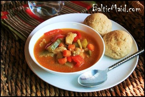 Ghiveci – Traditional Romanian Stew : Baltic Maid