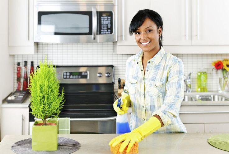 Agar Dapur Anda Selalu Bersih