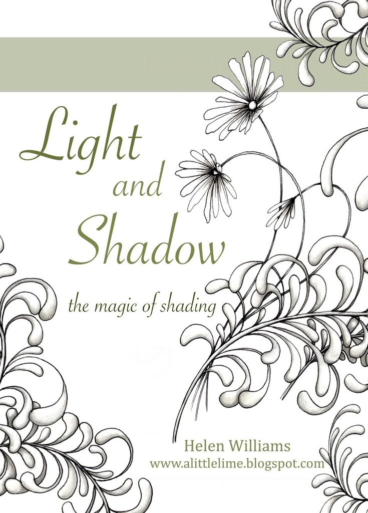 a little lime: LIGHT AND SHADOW - my new E-book available Now!