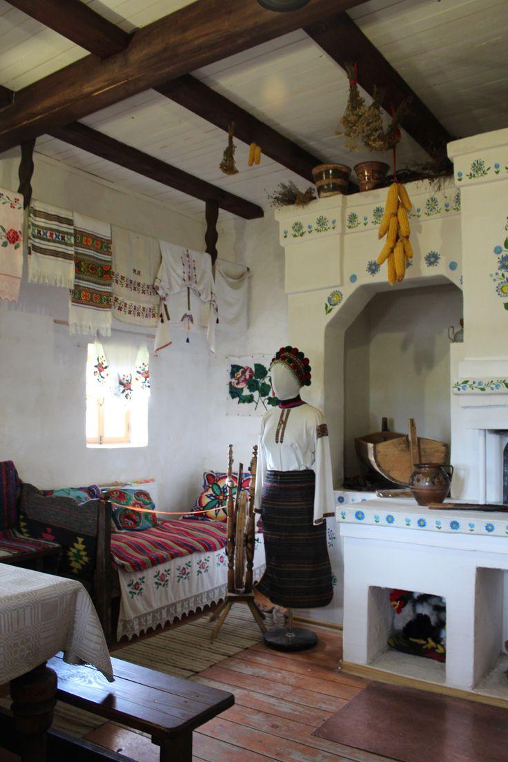 Slavic Ethnic Home (interior) Part 88