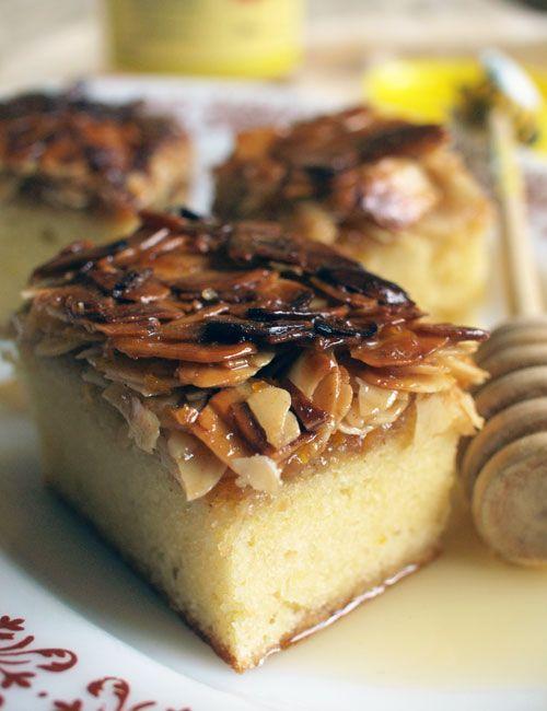 Arabian Honey Cake #vegetarian