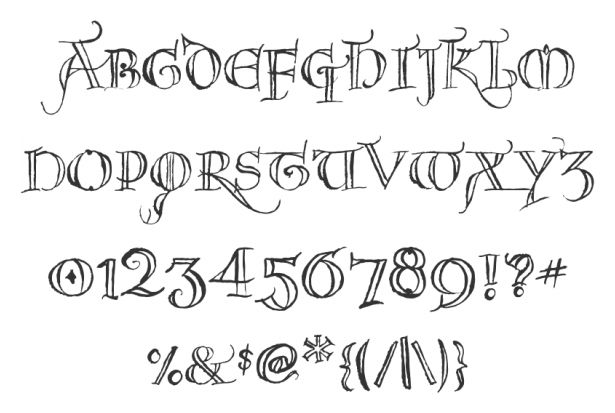1000 Images About Fonts On Pinterest Handwriting Fonts