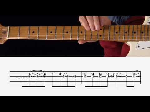 ZZ Top - Sharp Dressed Man - Guitar Lesson - Chords - YouTube ...