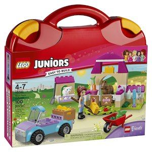 LEGO Juniors Mia's Farm Suitcase (10746)