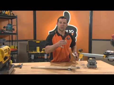 How To Build A Mirror Frame - Mitre 10