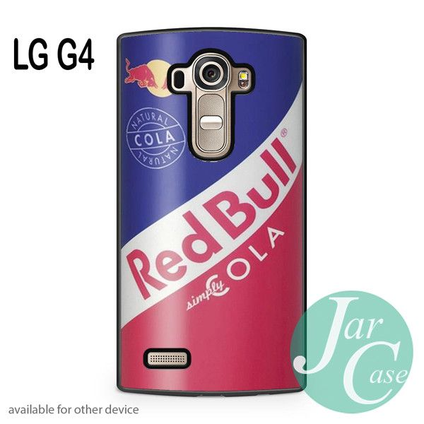 red bull cola Phone case for LG G4