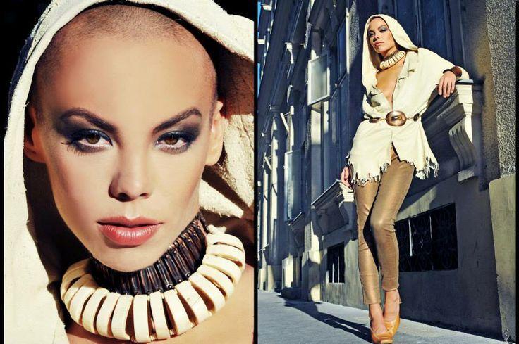 Photographer: Rita Michelberger #Makeup: Rikk Agi #Stylist: Krisztina Fekete Model: Dorka Banki #makeup #agirikk