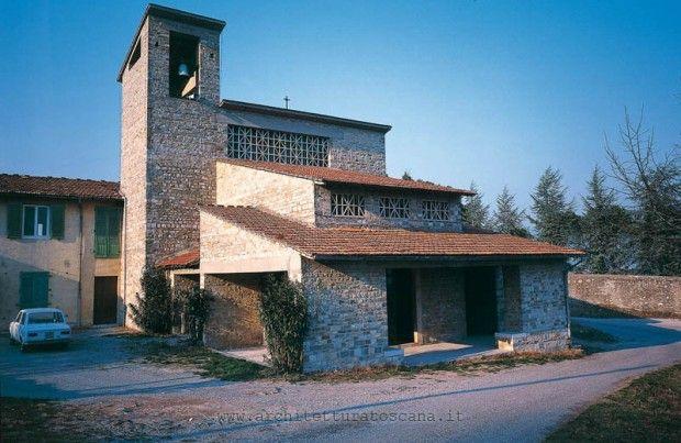 michelucci chiesa di collina - Cerca con Google