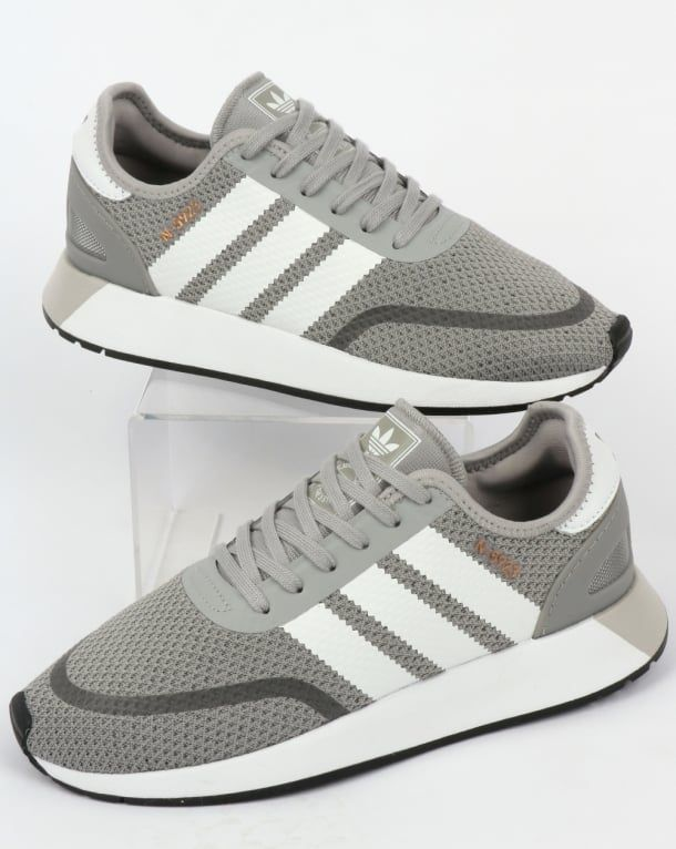 Interacción sagrado Brote  Adidas N-5923 Trainers Solid Grey/White | Adidas outfit shoes, Adidas,  Shoes sneakers adidas