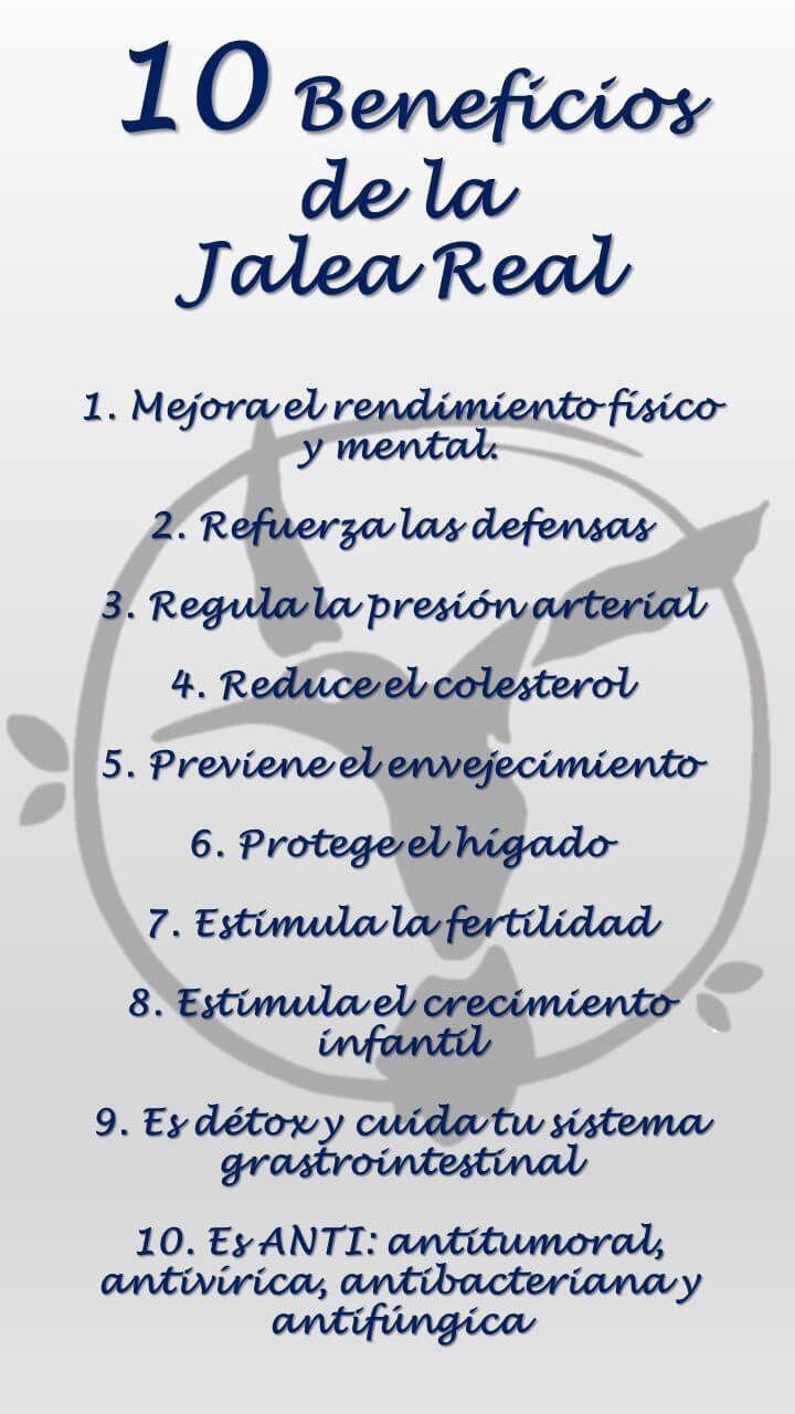 #jalea #real #beneficios #salud #usos #propiedades #piel #cabello #jaleas
