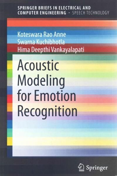 Acoustic Modeling for Emotion Recognition