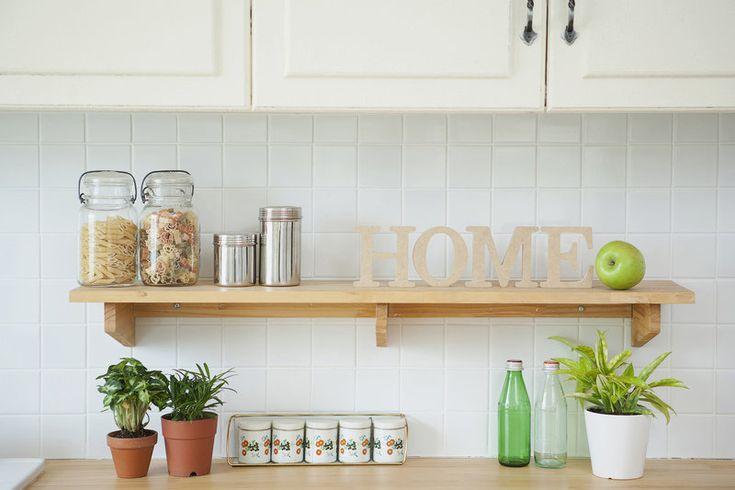 10 trucos para organizar una cocina peque a casa y ideas - Trucos para casas pequenas ...