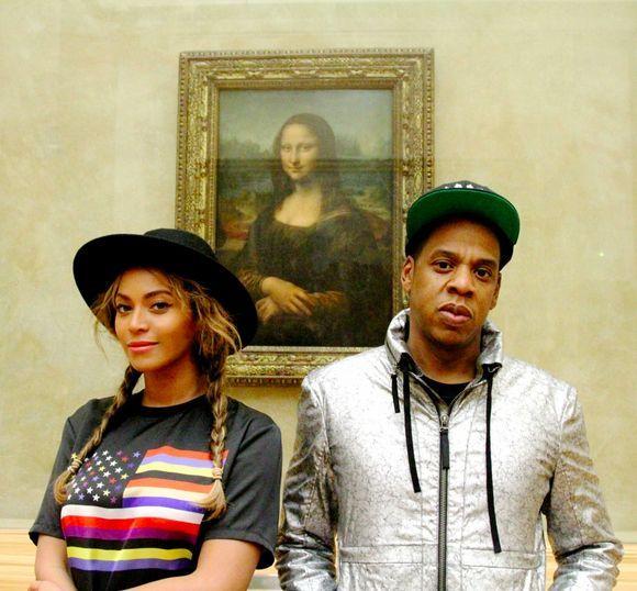 Bey & Jay & Mona
