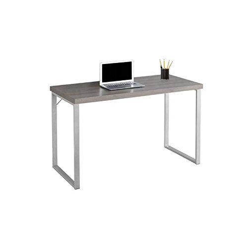 78 Ideas About Metal Computer Desk On Pinterest