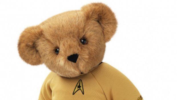 Star Trek: gli orsetti di peluche del Capitano Kirk e del Signor Spock