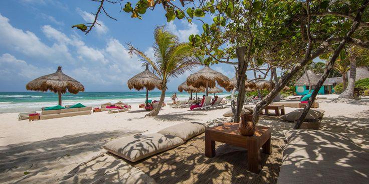 La Zebra- Tulum Mexico Hotel Cabanas & Beach Suites