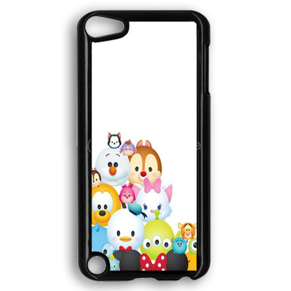 Disney 39 39 tsum tsum 39 39 pattern ipod touch 5 case victoria for Housse ipod touch 5