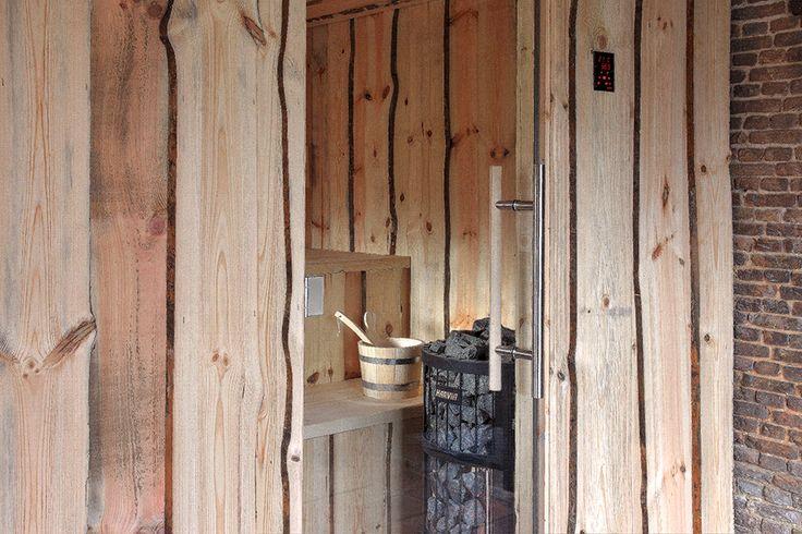 Kelo sauna by VSB Wellness